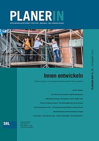 """Themenheft: PLANERIN (06/2019): Schwerpunkt """"Innen entwickeln"""""""