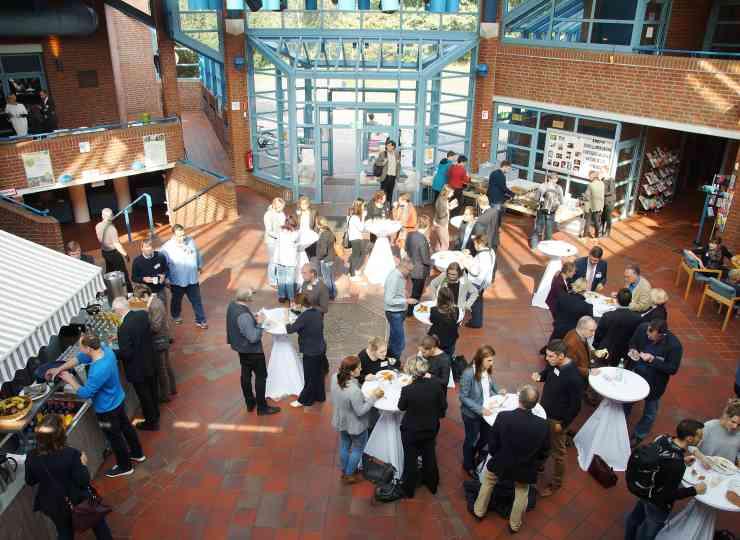 Fachkonferenz Kommunen innovativ - Pausengespräche
