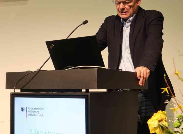 Prof. Dr. Thomas Klie (Zentrum für zivilgesellschaftliche Entwicklung – zze)