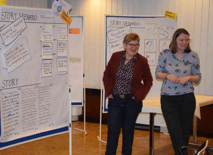 Praxisworkshop in Barnstorf