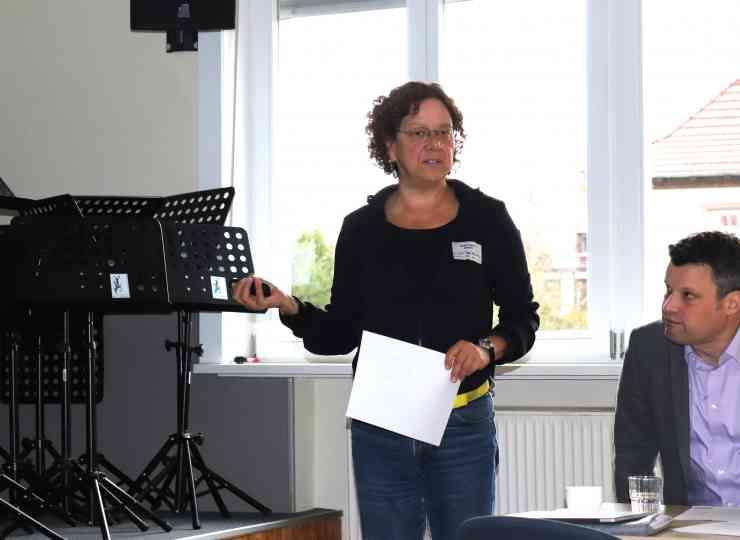 MIGOEK: Abschlussveranstaltung Vortrag von Leonie Wagner © MIGOEK