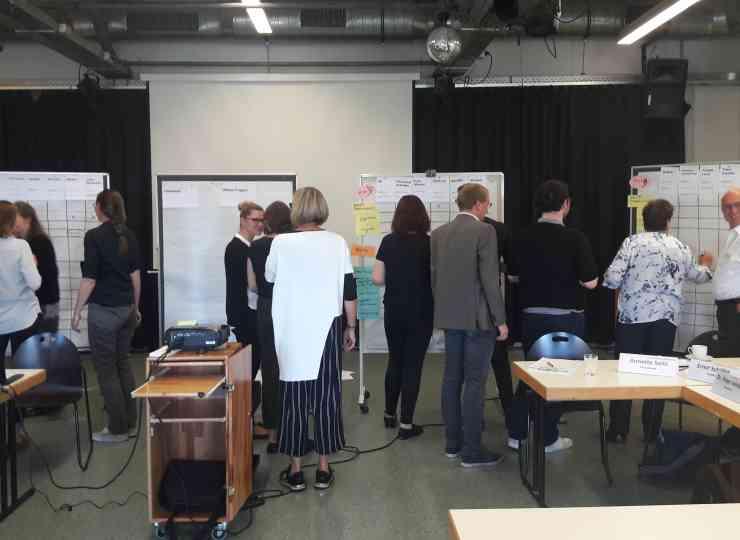 Workshop Öffentlichkeitsarbeit