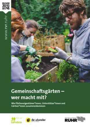 Gemeinschaftsgärten - Wer macht mit?