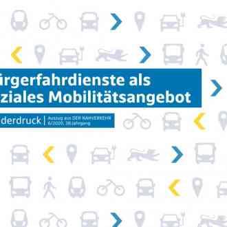 Bürgerfahrdienste als soziales Mobilitätsangebot