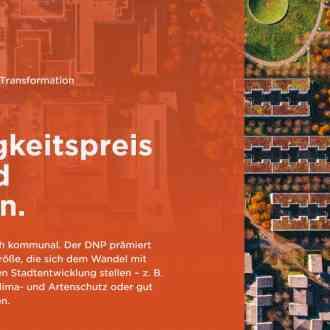 Deutscher Nachhaltigkeitspreis Städte und Gemeinden