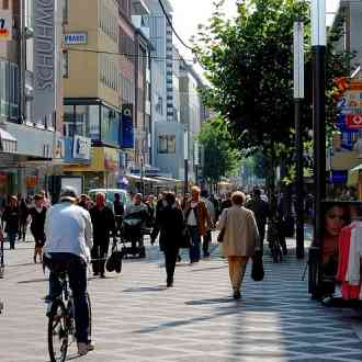 Projektaufruf: Zukunftsfähige Innenstädte und Zentren © pixabay, Joergelmann